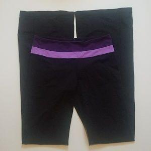 Like new!!! Lululemon Purple Pants